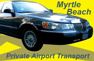 myrtle beach airport transport